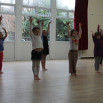 Surrey Dance School, Funky Feet Children's Dance Class