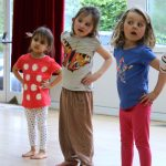 Children's dance classes in Oxted Surrey. Funky Feet children's modern, contemporary, street and jazz dancing at Surrey Dance School
