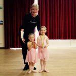 Ballet Award winners at The Surrey Dance School Awards 2016