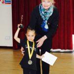 Funky Feet Dance Award Winner
