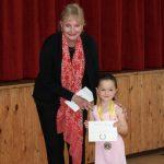 Surrey Dance School Ballet Award winner at The Surrey Dance School Awards 2016