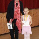Children's Ballet Award Winner at The Surrey Dance School Awards 2016