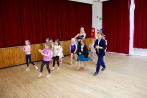 Surrey Dance School Childrens Dance workshop in Oxted Limpsfield , children dance classes ballet and modern dancing latin and ballroom dancing