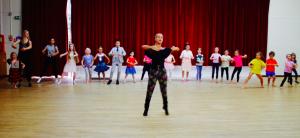Children dance classes in Oxted, Limpsfield, ballet, modern dance , ballroom, latin, funky feet