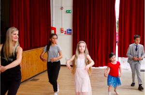 Children dance Workshop in Limpsfield, Oxted ,Surrey