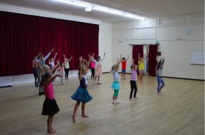 Limpsfield, children dance classes, workshops, ballroom, latin ,ballet, modern dance