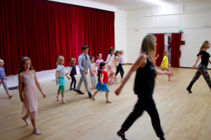 Children dance class, workshop, Limpsfield, Oxted, cha cha