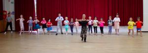 children dance class `limpsifeld, Oxted, learning the waltz, ballroom, ballet class workshop